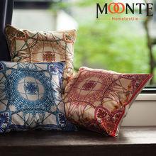 Nice Silk/ Satin Cushion Cover