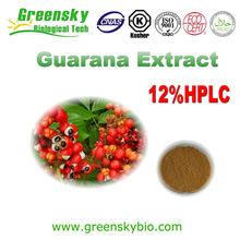 Guarana Extract Powder/guarana seed extract/10%Caffeine