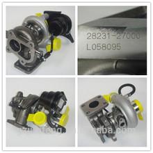 Engine D4EA TD025M 28231-27000 49173-02401 Turbocharger For Hyundai Tucson / Trajet /Santa Fe/Elantra 2.0L