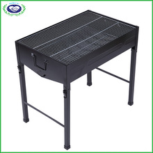 2014 outdoor charcoal barbecue bbq grill smoker/ heavy duty bbq grill & smoker