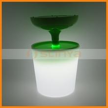 Indoor Solar Pot Culture LED Table Lamp Desk Light Decoration Night Light
