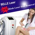 Hot 2014 mais novo inteligente lumenis lightsheer diodo laser / 808nm diodo máquina de depilação a laser