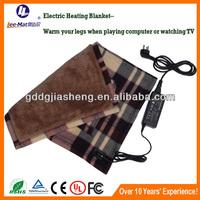 Soft spanish style bedding,heated blanket