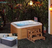 CHEAP WHIRLPOOL BATHTUB; outdoor spa; hot tub;CE, ISO9001,SAA,ETL,TUV