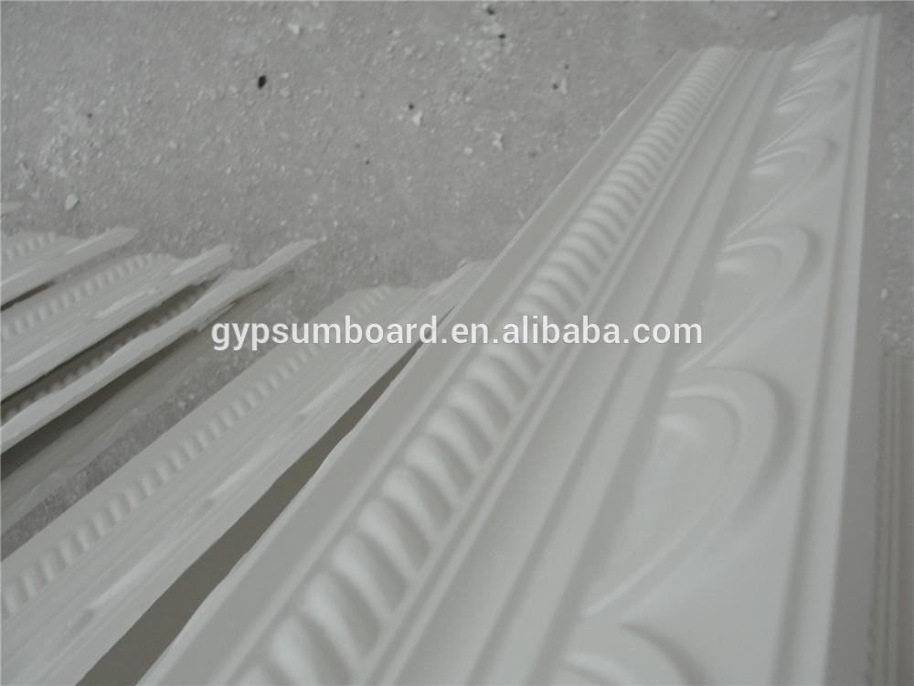 Gesso cornicione/arredamento/soffitto cornicione produzione ...