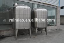 stainless steel liquid storage tanks