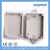 SAIPWELL/SAIP Best SellinGOutdoor Products IP67 200*120*67mm Electrical Waterproof Plastic Din Rail Enclosure