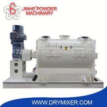 JINHE manufacture professional twin shaft concrete mixer