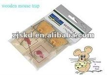 Wooden Mouse traps