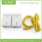 200m wifi plc modem wireless powerline adapter av voip ethernet homeplug
