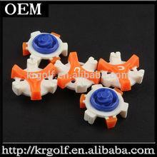 Wholesale Plastic CHAMP STINGER Golf Shoe Tri-Lok Spikes with Metallic Screws - TRI-LOK - Fast Twist
