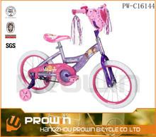 """2015 16"""" cheap girl bike kids balance bike for sale(PW-16143)"""