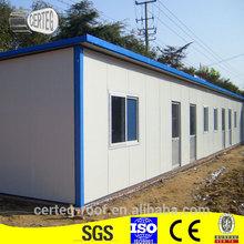 Sandwich Panel 20 Ft Model Prefab Modular Container House Manufacturer