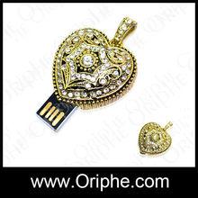 best wholesale price pretty jewelry usb flash drive 500gb