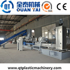 Waste ldpe plastic film scrap recycling system