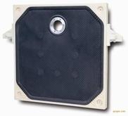 Alta presión de goma filtro de membrana placa de prensa