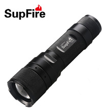 2014 Hot Selling High power Zoomable Cree L2 Led Torch Flashlight