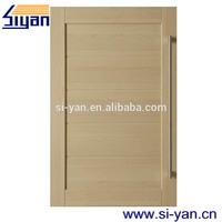 pvc thermal foil kitchen cabinet doors