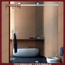 2014 glass fiberglass cheap shower enclosure/ enclosed shower room