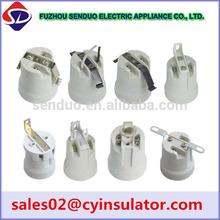 e27 lamp base cap/lamp bases wholesale/lamp base adapter