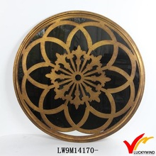 home goods round metal wall vintage mirrors decorative