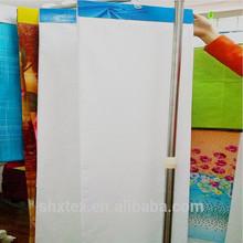 "T180 98"" bleached white fabric /hospital grade fabrics/bedspread l"