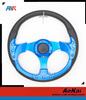 universal pu go kart steering wheel