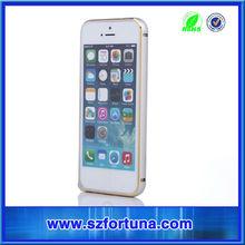 Hot Selling Aluminium Bumper Case Metal Cover For iphone 5 5s