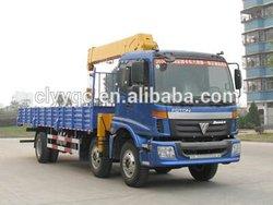 Foton truck cranes, new cranes truck,12ton dump truck with crane for sale