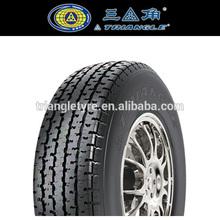 Triângulo marca china fornecedor ST205 / 75R14-6PR TR643 car acessórios dubai
