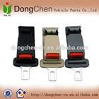 seat belt parts quick release belt buckle/safety belt extender