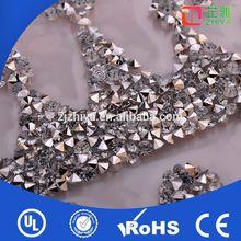 custom style christmas hotfix crystal rhinestone transfer motif wholesale