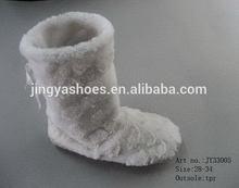 Nueva llegada diseño tradicional chino zapatos de bebé