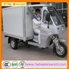 China Supplier Motorized Tricycle with Aluminum box, Electric Scooter /Cargo Tricycle Bicycle/3 Wheel Cargo Tricycle
