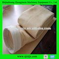 Hydrolytic stabilité Durable Dacron dépoussiérage système filtre sacs pour le ciment