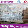 Hot Selling Large Quantity Cheapest Disposable Sleepy Baby Diaper in Bale Supplier from China