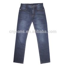 GZY stock men's jeans 2014 Lastest Wholesale Sandblast Scratch Washed Mens Fashion
