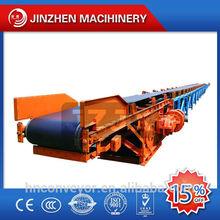 Belt Type Conveyor Portable Truck Loading Conveyor