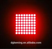 8x8 led matrix module rgb square for lift indicator