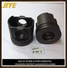 komatsu engine part, S6D125 piston fit to pc400-6