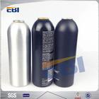 Empty metal aerosol silicon spray