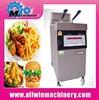 stainless steel frozen french fried potato machine