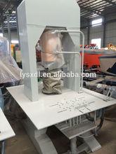 DY-150TB hydraulic press paver block machine price / concrete earth interlock brick making machine