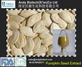 Bajo precio de alta calidad de semilla de calabaza extracto en polvo 20:1