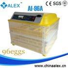 best price commercial water bird for sale incubator prices egg incubator AI-96A