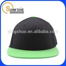 Custom cheap 100 cotton twill flat brim Europe fitted elastic baseball hats