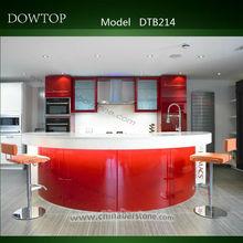 Modern style round home bar furniture