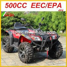500CC 4X4 ATV with EEC,2 Passenger