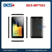 Top grade hot sell google dual core sim card 3g internal 3g gps android tablet