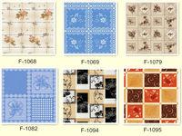Many Beauty Designs Plastic EVA Table Cover